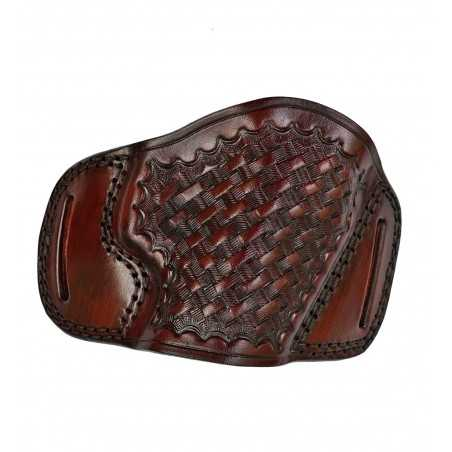 Basket View OWB LEATHER HOLSTER