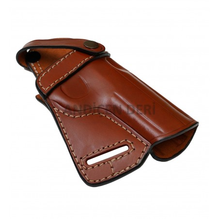 BACK Leather Belt Holster